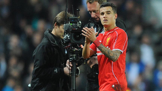 Coutinho Liverpool ile sözleşme yeniledi