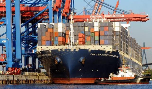 Almanya dış ticarette büyüme bekliyor