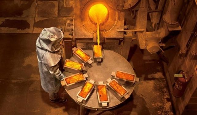 Barrick Gold'un üretimi yüzde 10 azaldı