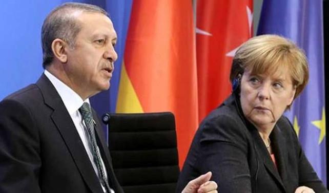 Merkel, gelecek hafta Türkiye'ye geliyor