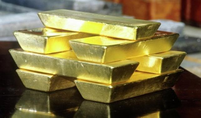 Rusya'nın altın ve döviz rezervi arttı