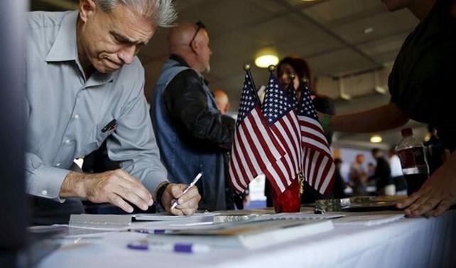 ABD'de işsizlik başvuruları 4 haftanın zirvesinde