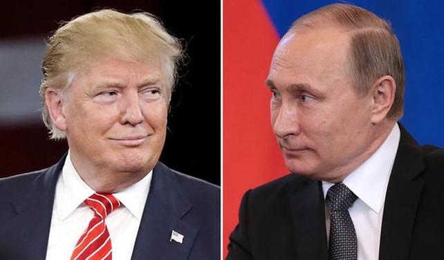 Putin, yarın Trump ile görüşecek