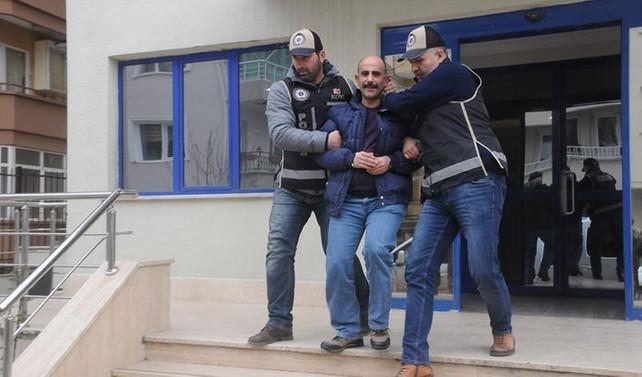 Şike davası hakimi Mehmet Ekinci yakalandı