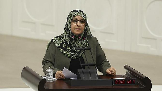 HDP'li Hüda Kaya sebest bırakıldı