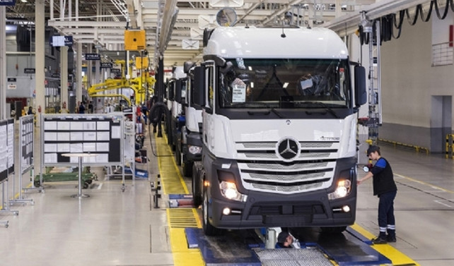 Mercedes-Benz'in Türkiye yatırımları sürüyor