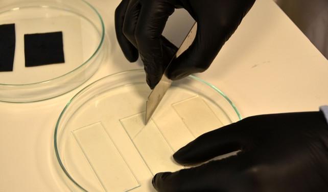 Kendini onarabilen polimer malzeme geliştirildi