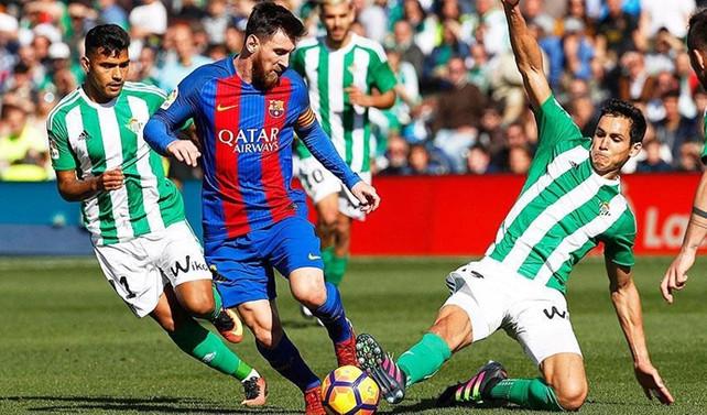 Barcelona beraberlikle yetindi