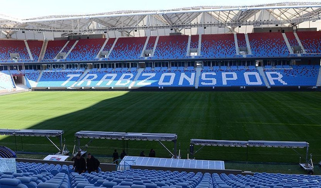 Trabzonspor'un stat sponsoru Medical Park oldu