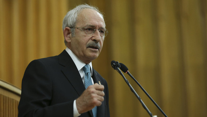 Kılıçdaroğlu: En büyük endişem 2017'nin 2016'yı aratmasıdır