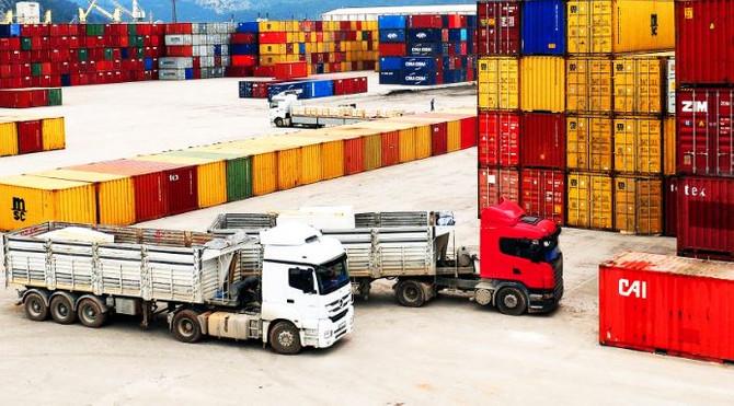 Konya aralık ayında ihracatını yüzde 4,3 artırdı