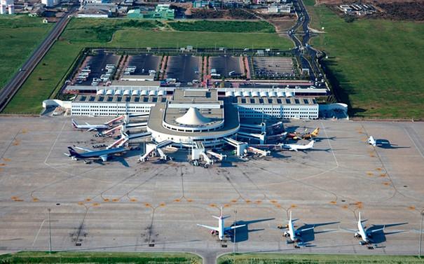 Antalya Havalimanı'na yeni terminal