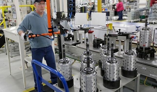 ABD'nin sanayi sektöründe 2 yılda en hızlı büyüme