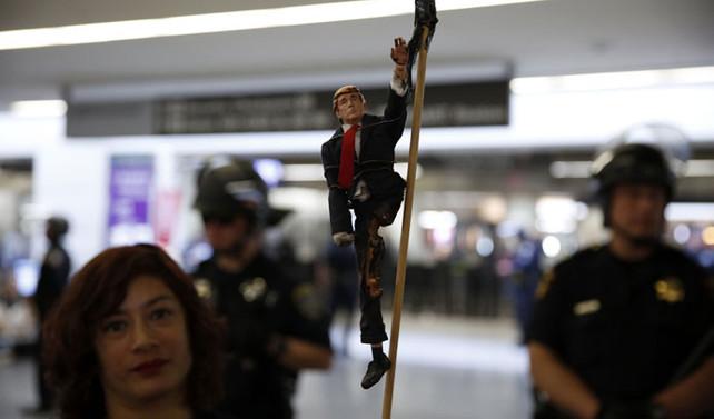Küresel piyasalarda Trump endişesi