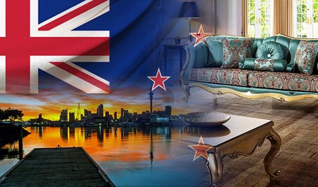 Yeni Zelandalı toptancı Türk mobilyasını tercih ediyor