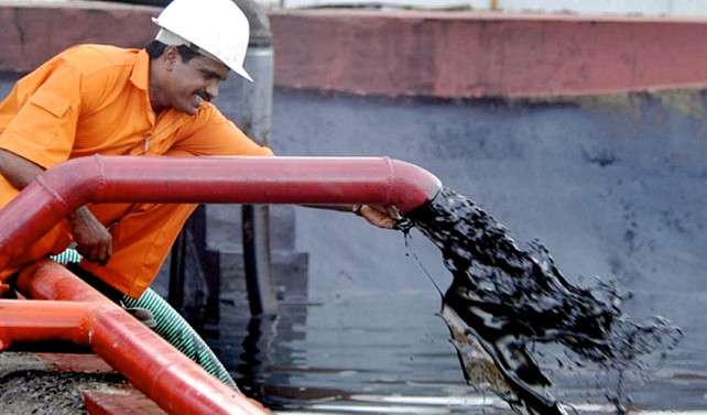 Brent petrol 55 doların üzerinde dengelendi
