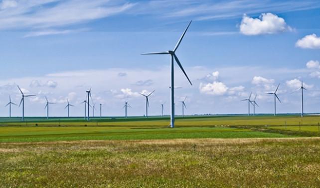 Çin'in rüzgar enerjisi kapasitesi arttı