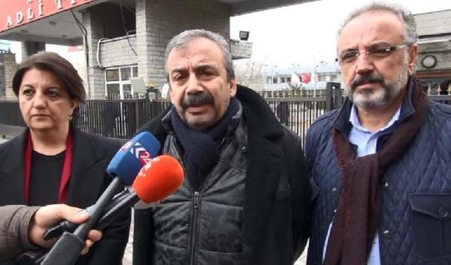 Ahmet Türk Adli Tıp'ta muayene edildi