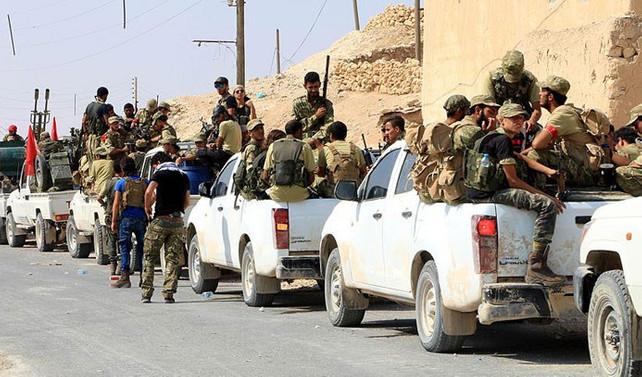 Suriye'de bir grup ateşkesten çekildi