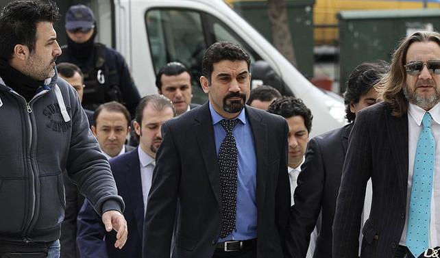Yunanistan'a kaçan askerler mahkemeye çıkarıldı