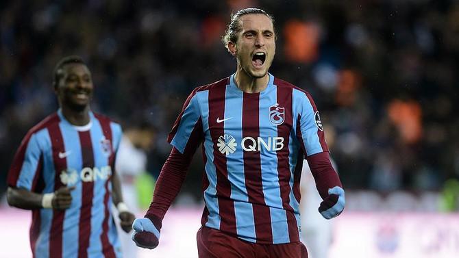 Trabzonspor'a Yusuf Yazıcı katkısı