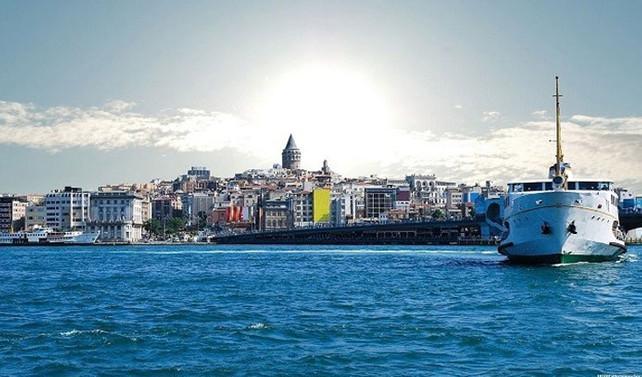 İstanbul'a güneş geliyor
