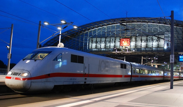 Deutsche Bahn'ta sürpriz istifa