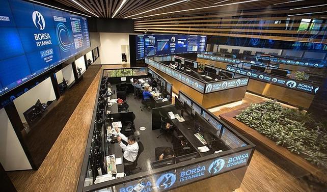 Borsa 9 ayın en yükseğine çıktı