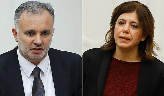 HDP'li 2 vekil gözaltında
