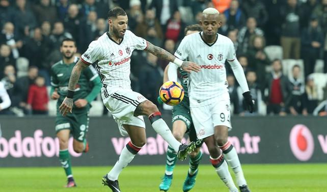 Beşiktaş Arena'da gol yağdırdı