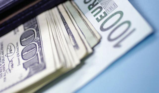Dolar 3.80'in altında