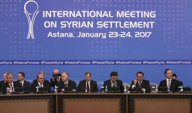 Astana daimi müzakere yeri olabilir
