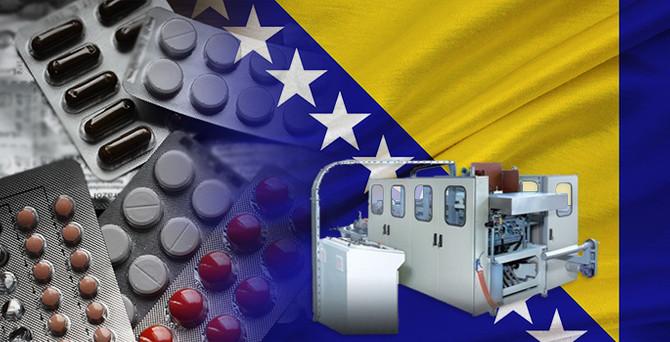 Bosna Hersekli firma ısıl şekillendirme makineleri satın alacak