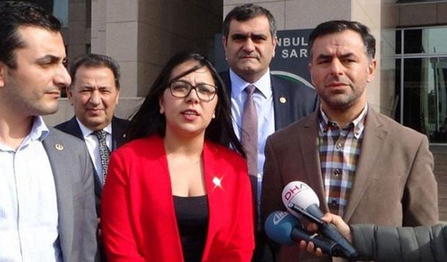 Sera Kadıgil gözaltına alındı