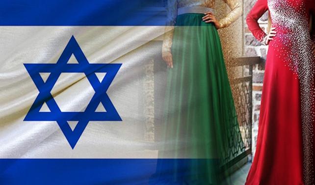 İsrailli müşteri fason abiye elbise ürettirecek