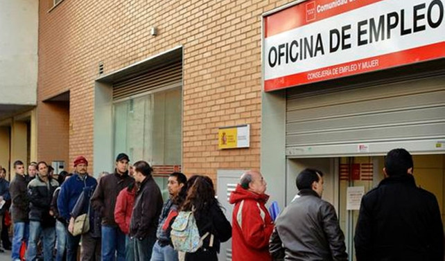 İspanya'da kayıtlı işsiz sayısı azaldı