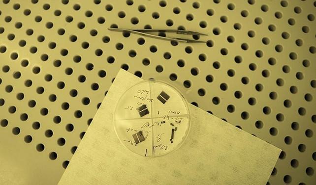 Gümüş nano-tel, kağıt bazlı elektroniğin önünü açacak