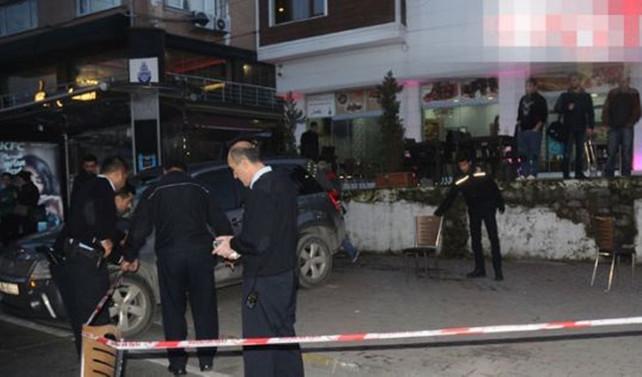 İstanbul'da lokantaya silahlı saldırı