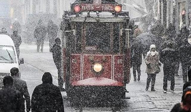 Yoğun kar yağışı geliyor