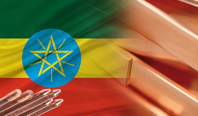 Etiyopyalı firma bakır çubukları satın alacak