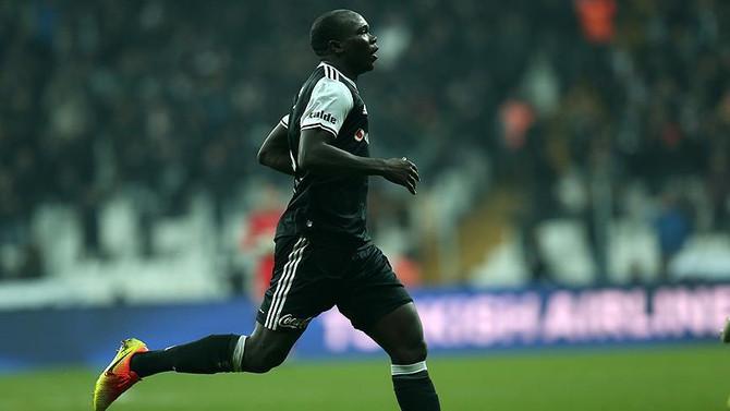 Aboubakar milli takıma çağrıldı