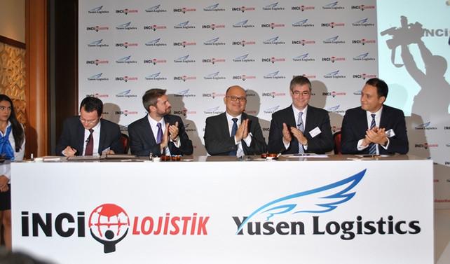 Japon taşımacılık devi İnci Lojistik ile birleşiyor