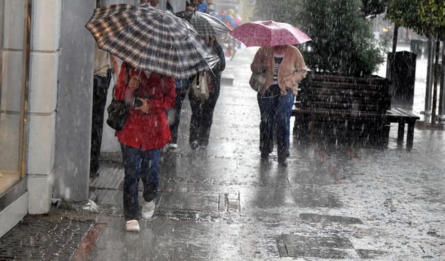 Ege ve Marmara için şiddetli yağış uyarısı