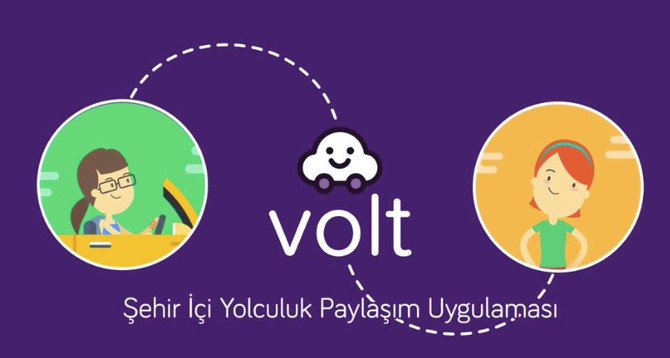 Volt'un sesli navigasyonu hizmete girdi