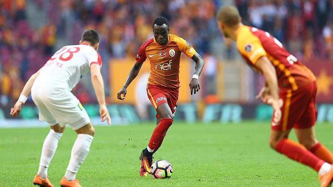 Bruma Galatasaray ile sözleşme uzatmak istiyor