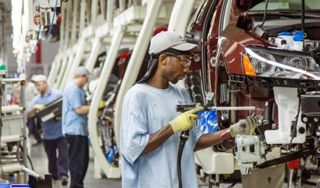 ABD'de fabrika siparişleri yükselişini sonlandırdı