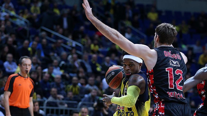 Fenerbahçe, 10. galibiyetini aldı