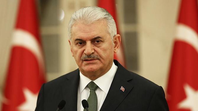 Başbakan Yıldırım Irak'a gitti