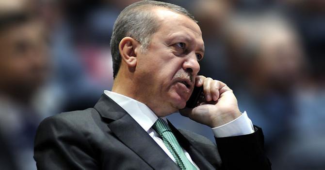 May ile Erdoğan telefonda görüştü