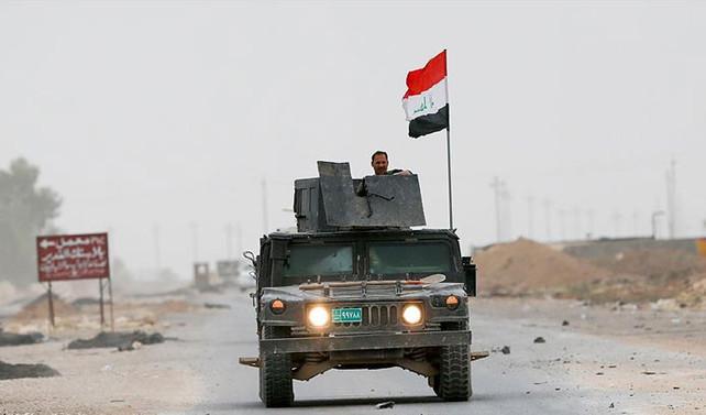 Irak güçleri 4 mahallede kontrolü sağladı